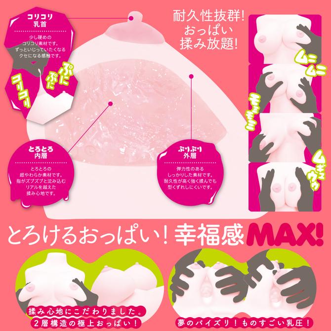 【予約限定1000ポイント還元!&送料無料!・3月17日頃発送予定EXE ぷにあなミラクルDX     UGAN-070 商品説明画像6